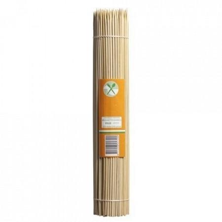 Bamboe satestokken 30cm x 2,8/3,0mm